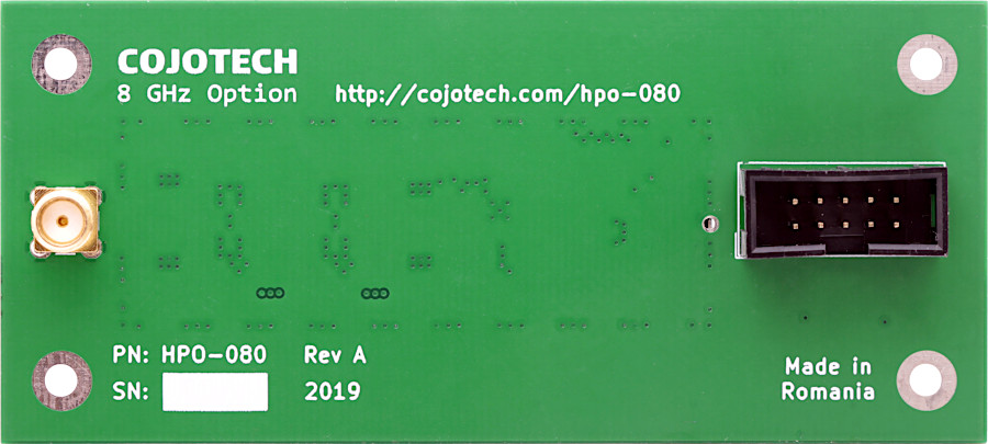 8 GHz Replacement Kit - HPO-080