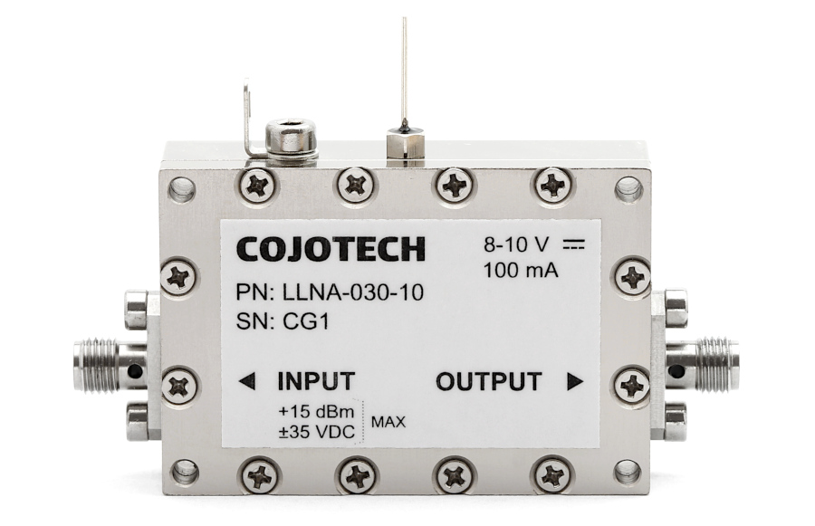 40 MHz to 3 GHz Limiting LNA