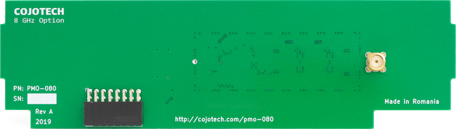 8 GHz Replacement Kit - PMO-080